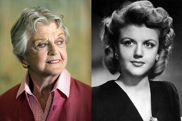 ANGELA LANSBURY, 92 YEARS OLD