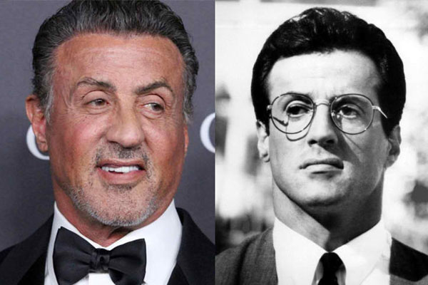 SYLVESTER STALLONE, 72 YEARS OLD
