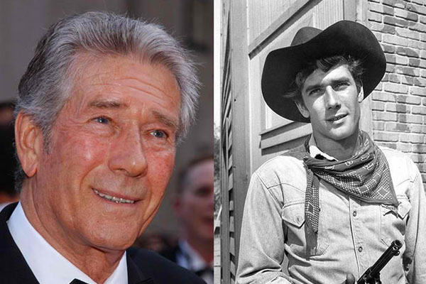 ROBERT FULLER, 85 YEARS OLD