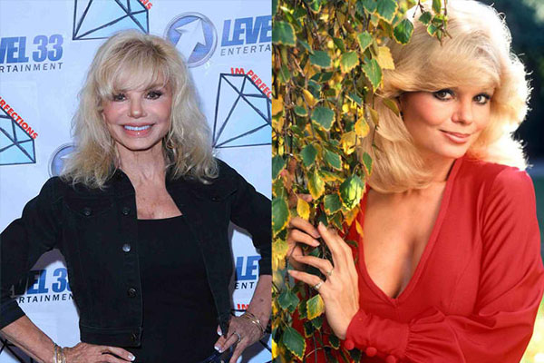 LONI ANDERSON, 72 YEARS OLD