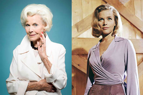 HONOR BLACKMAN, 92 YEARS OLD
