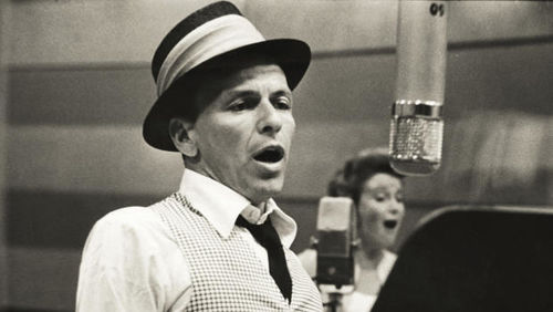 Frank Sinatra Sang The Theme Song