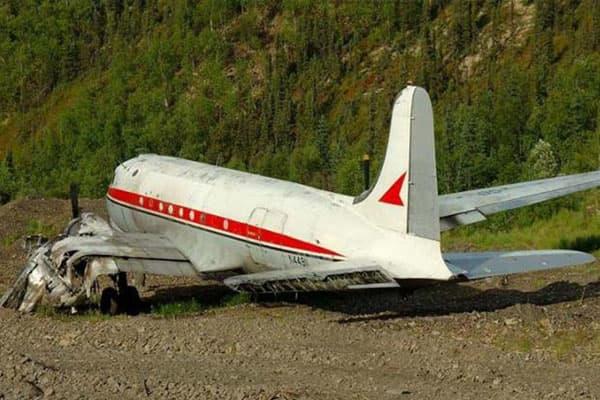 Ganes Deresi, Alaska