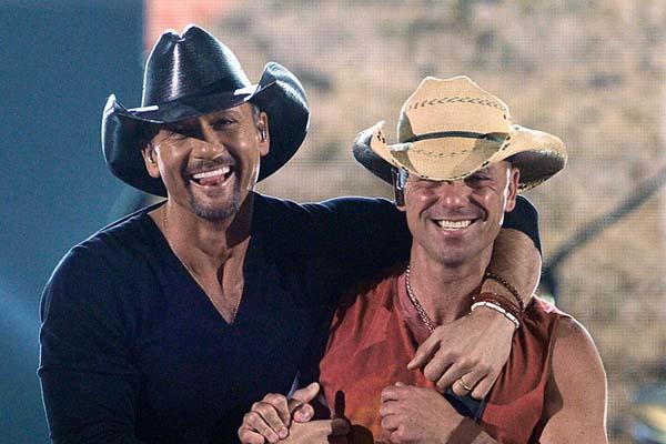 Buddies With Tim McGraw