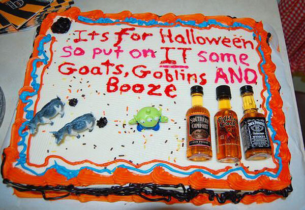 Are Halloween Cakes A Thing Now?