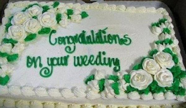 A Gardener's Dream Cake