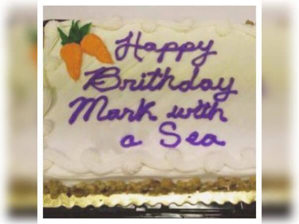 This Carrot Cake Takes The Cake