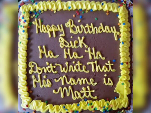 The Truth Cake