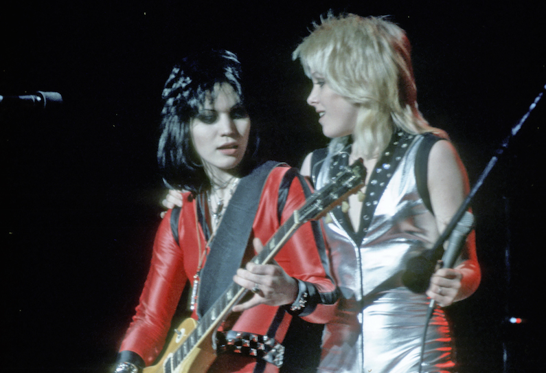 Cherie Currie Isn't Afraid Of Controversy