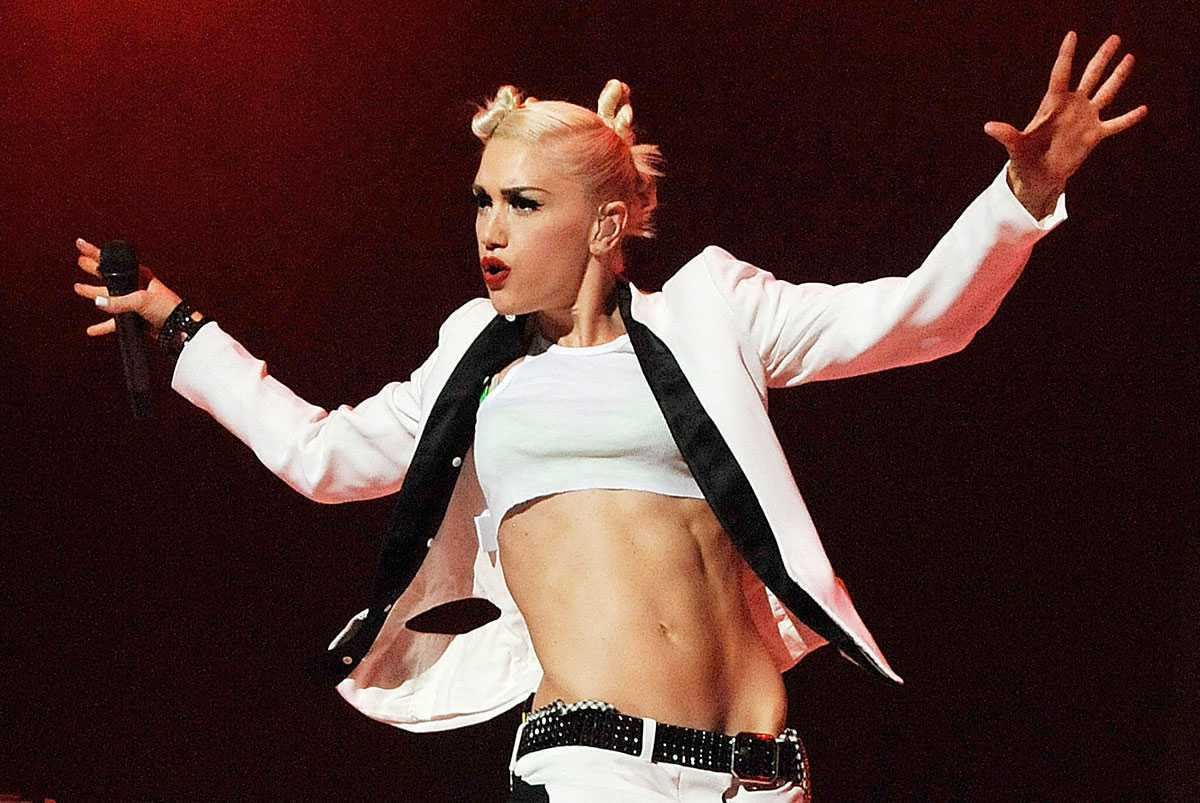 Gwen Stefani Is Just A Girl