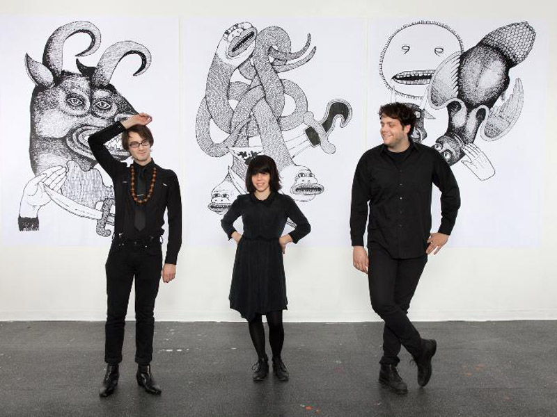 Marissa Leads The Screaming Females