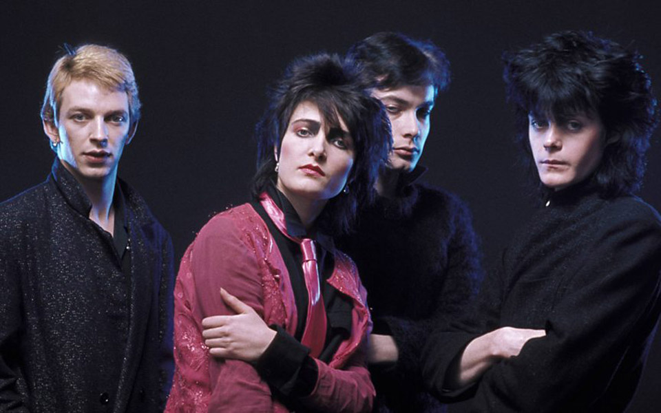 Siouxsie Sioux Leads The Banshees