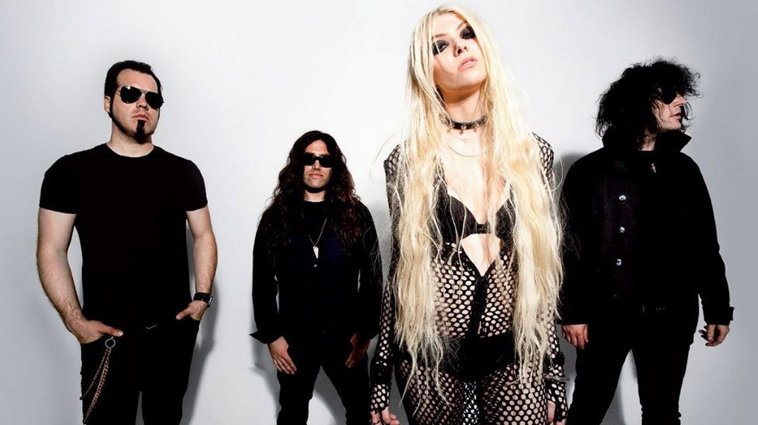 The Pretty Taylor Momsen And The Pretty Reckless