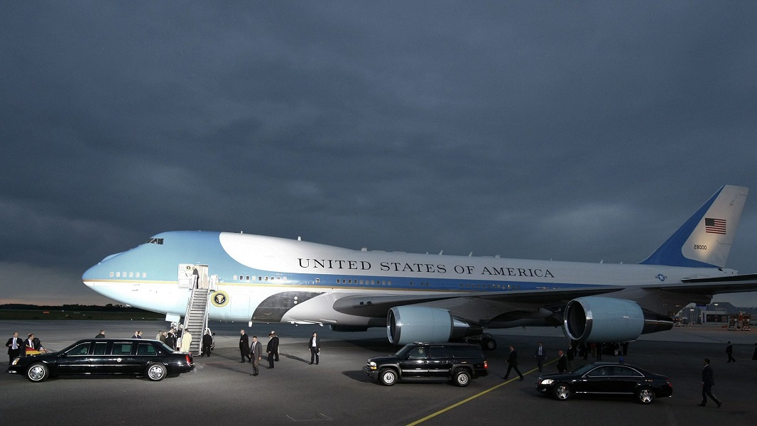 Air Force One Is Actually Resistant To Nuclear Attacks
