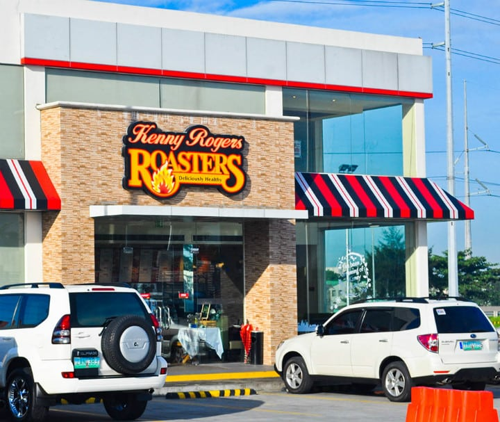 Kenny Roger's Roasters