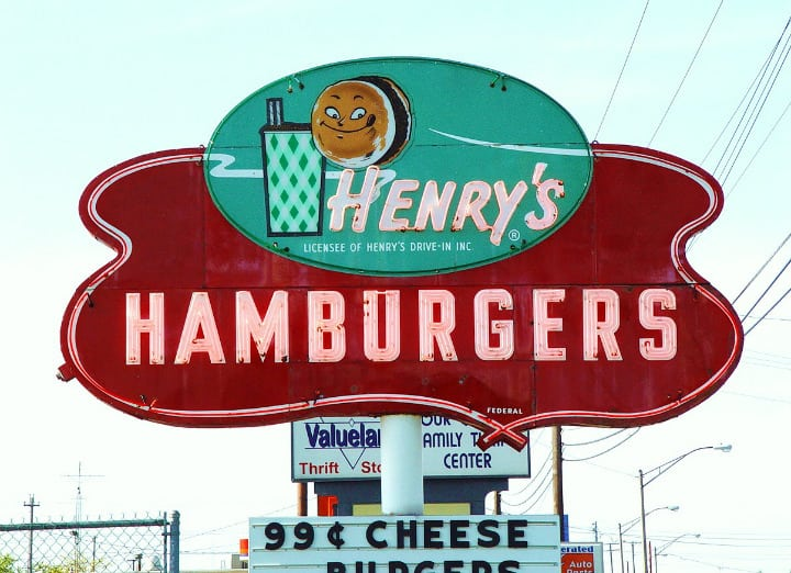 Henry's Hamburgers