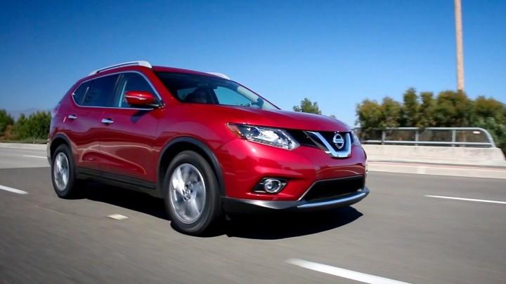 Nissan Rouge SV