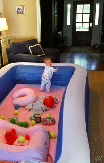 Pool Play Pen