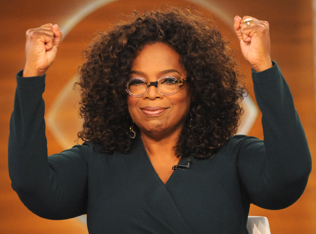 Oprah Winfrey – $3.2bn