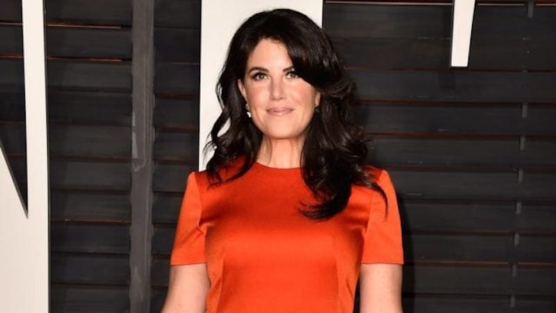 Monica Lewinsky – $500 thousand