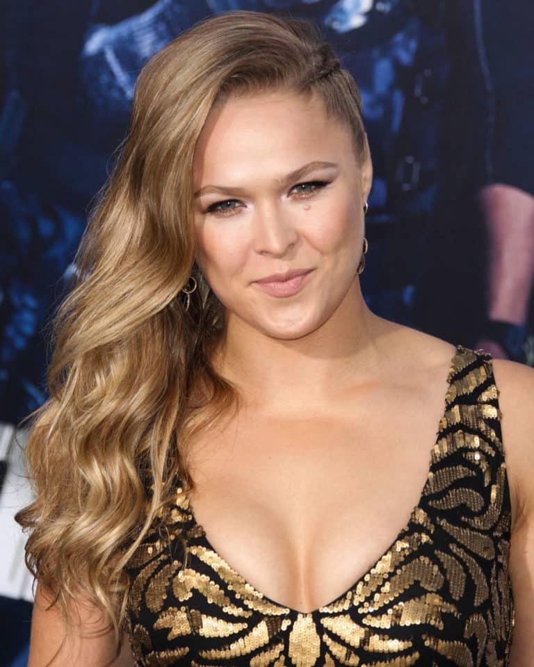 Ronda Rousey – $12m