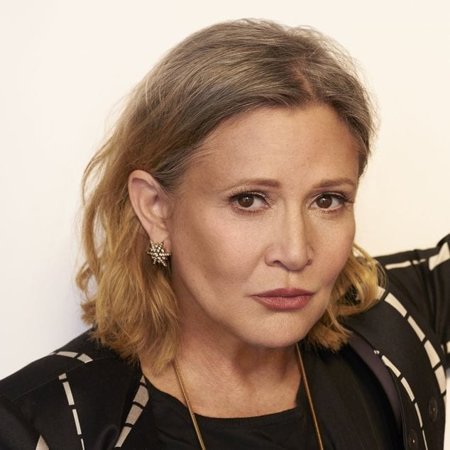Carrie Fisher – $25m