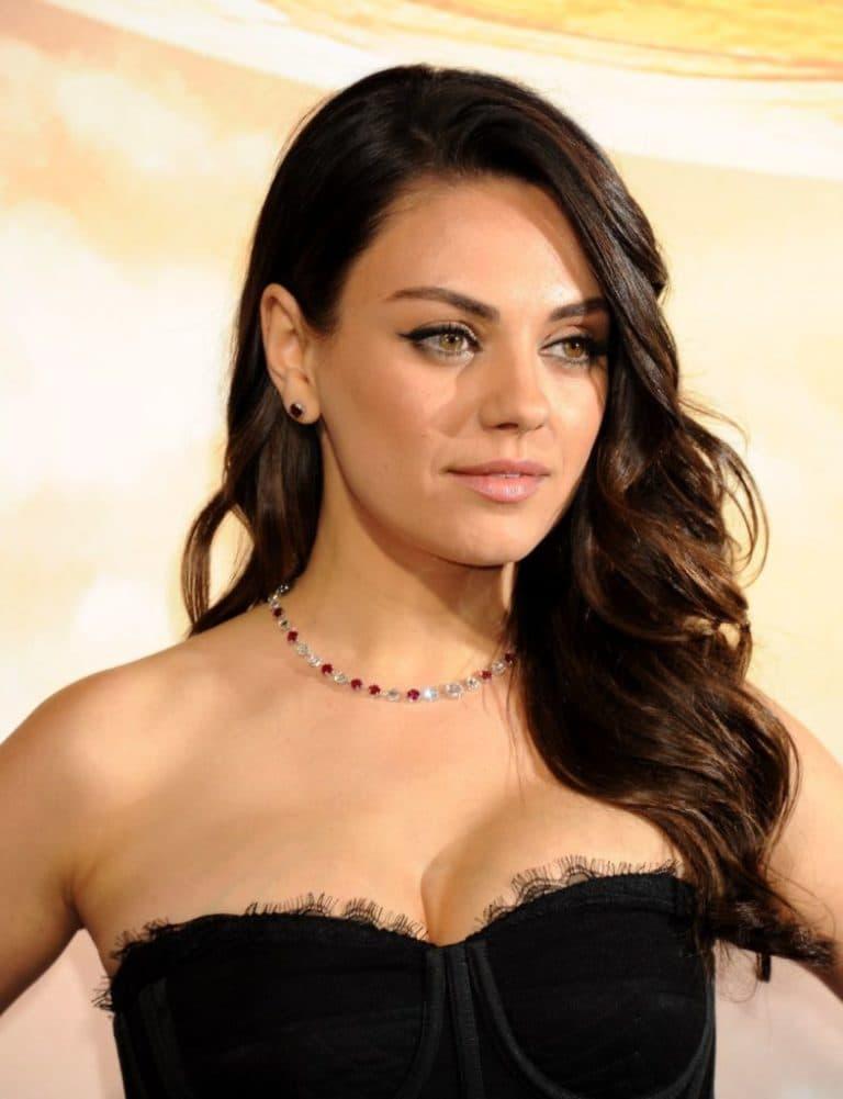 Mila Kunis – $30m