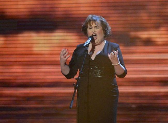 Susan Boyle – $40m
