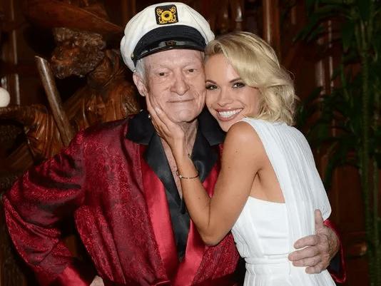Hugh Hefner – $50m
