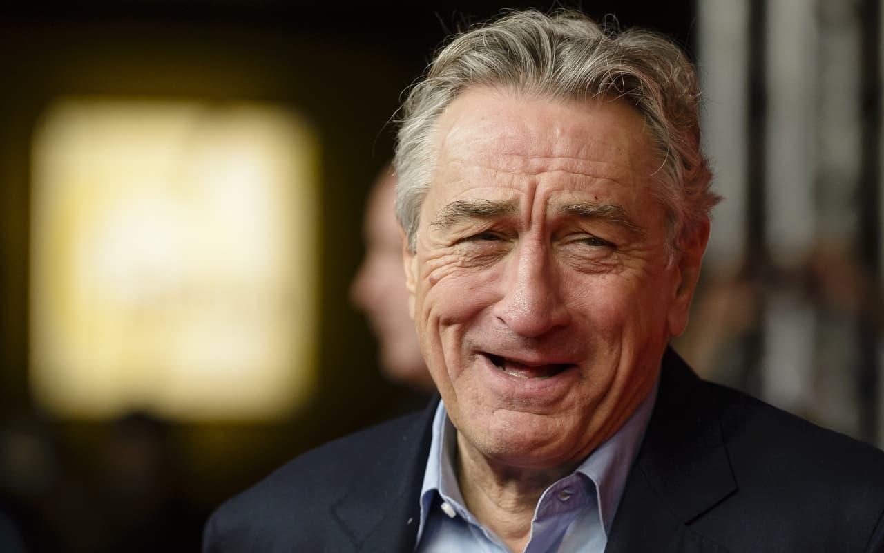 Robert De Niro – $200m