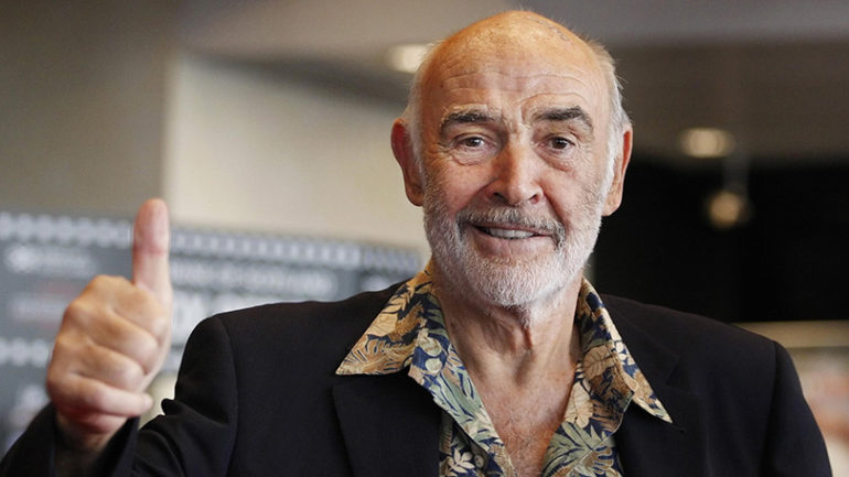 Sean Connery – $300m