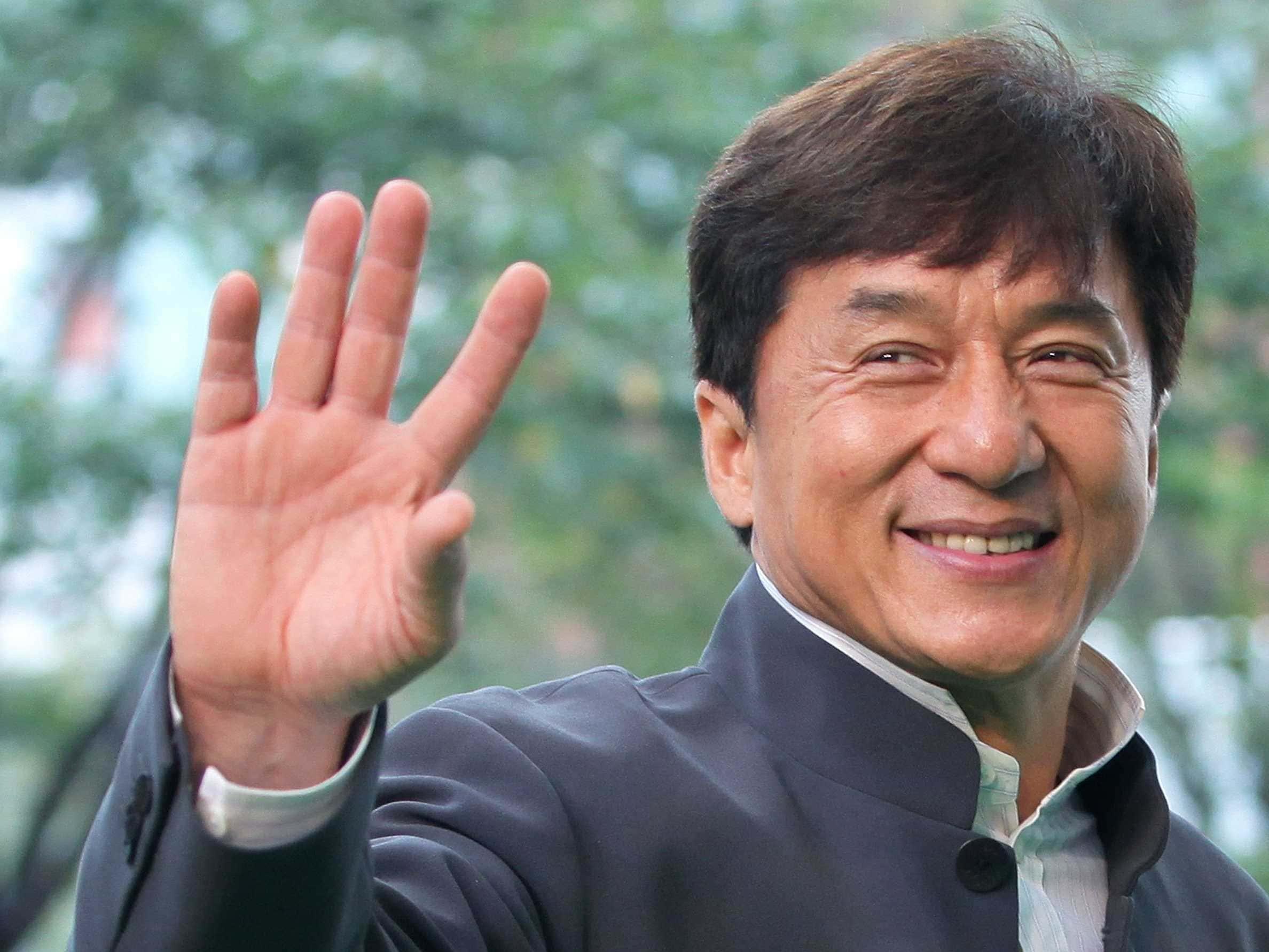 Jackie Chan – $300m