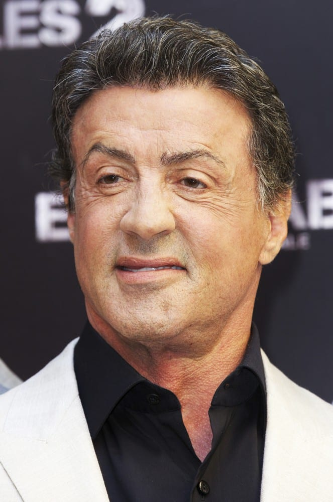 Sylvester Stallone – $400m