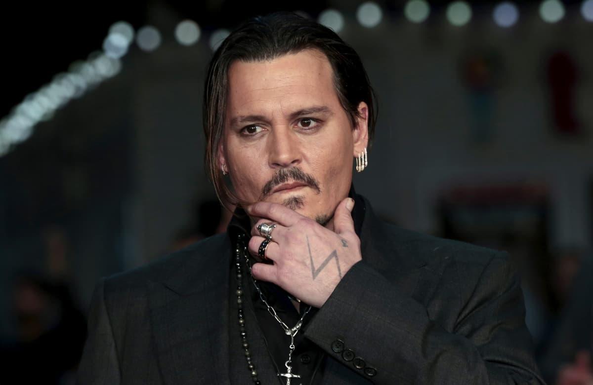Johnny Depp – $400m
