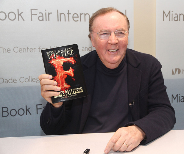 James Patterson – $470m