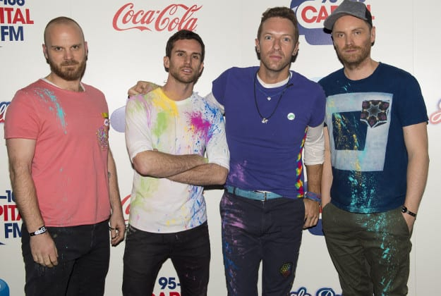 Coldplay – $475m