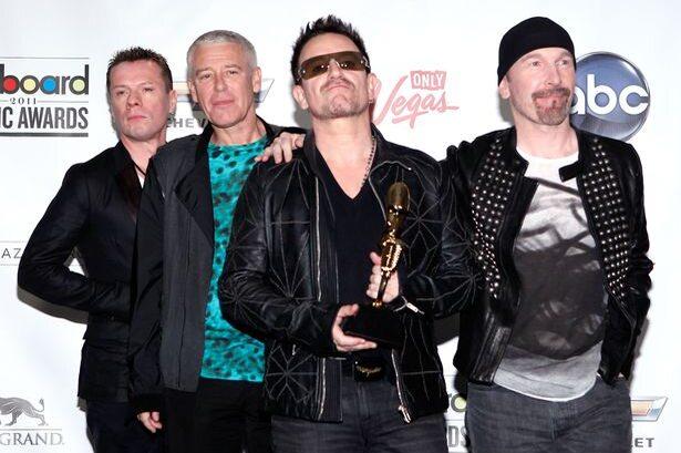 U2 – $838m