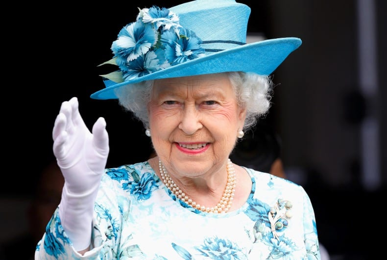 Queen Elizabeth II – $485 million