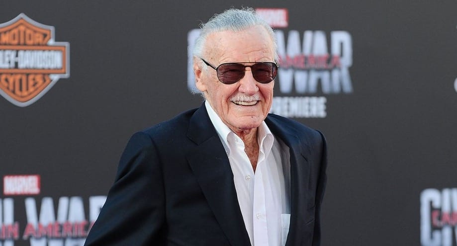 Stan Lee – $50 – 80 million