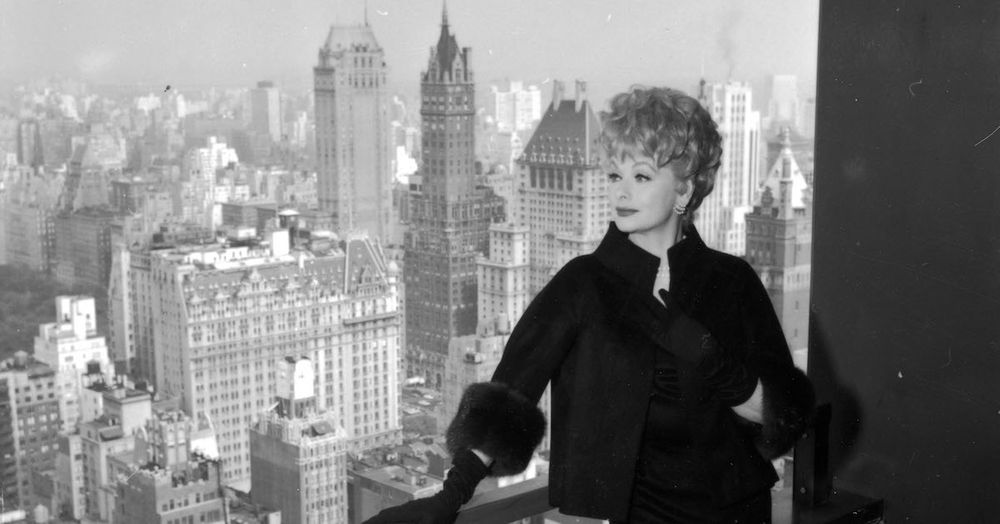Lucille Ball Was Also A Business Pioneer