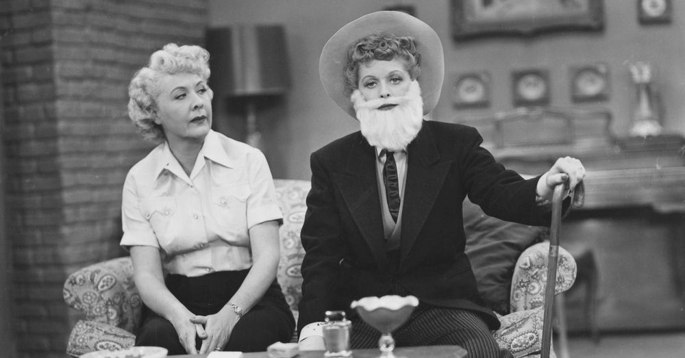 The Evolution of Lucy and Ethel's Relationship