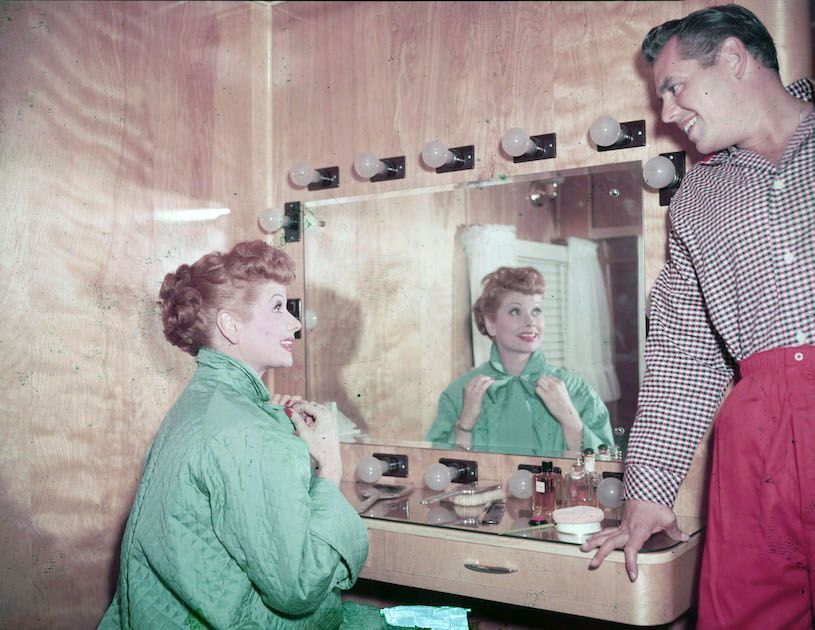 Lucille Ball And Desi Arnaz Dominated The Show