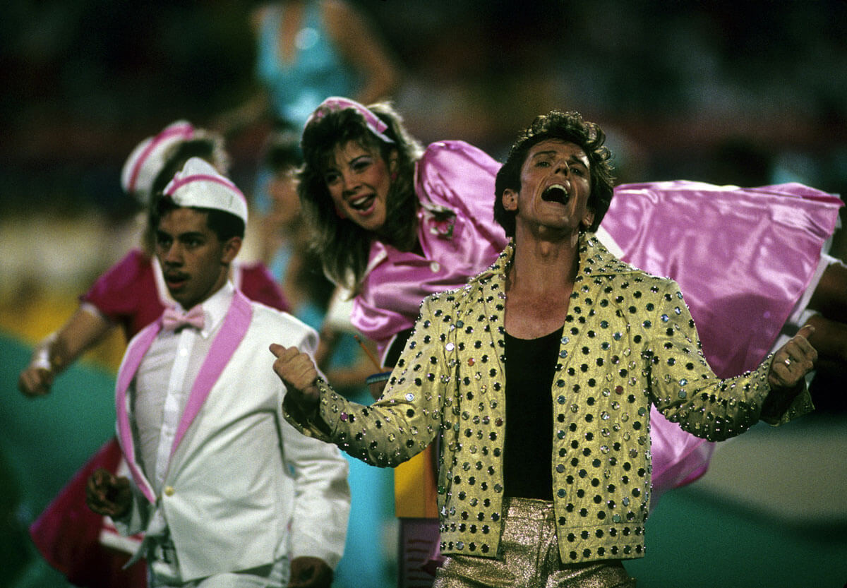 Elvis Presto Revolutionized Halftime Performances