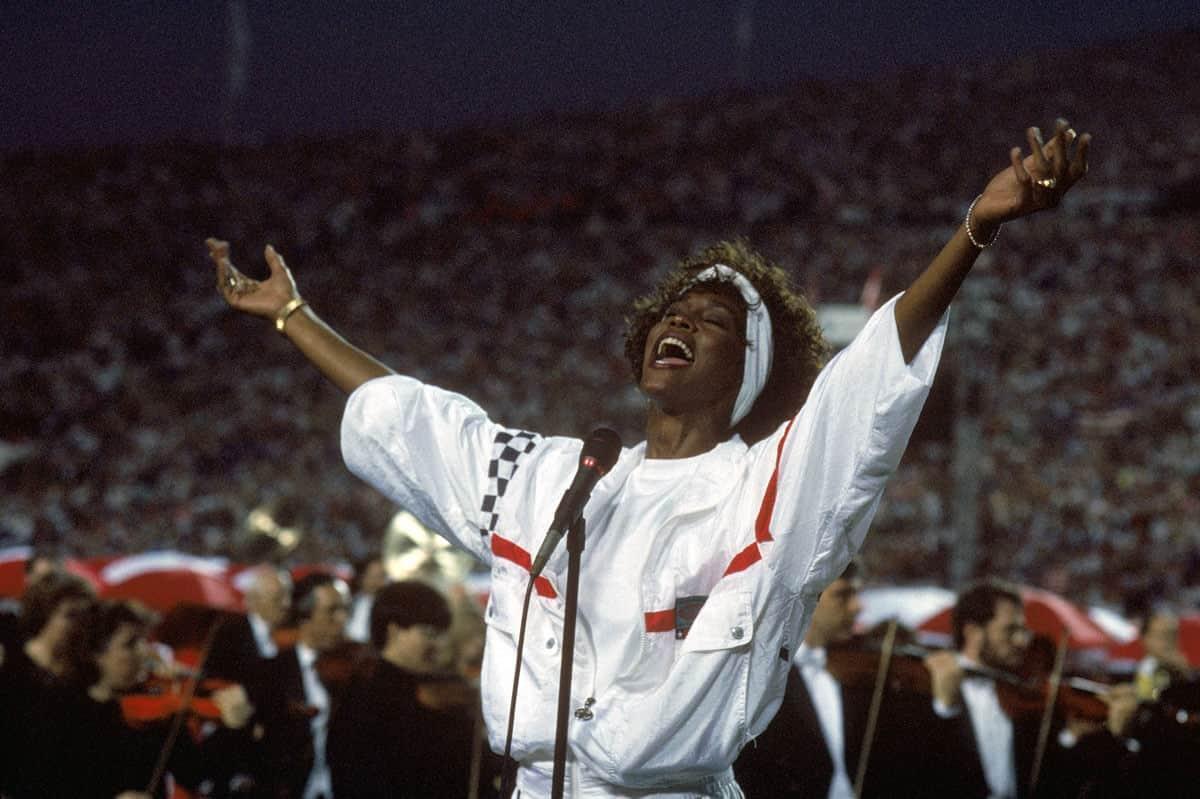 1991: Whitney Houston