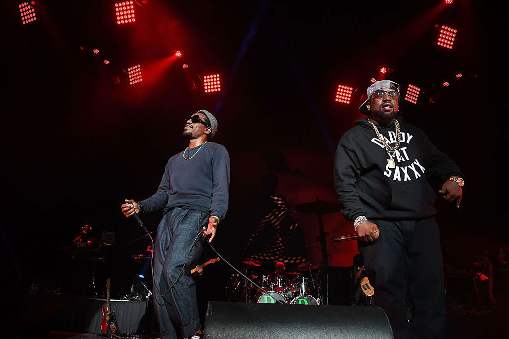 Outkast Turned Them Down