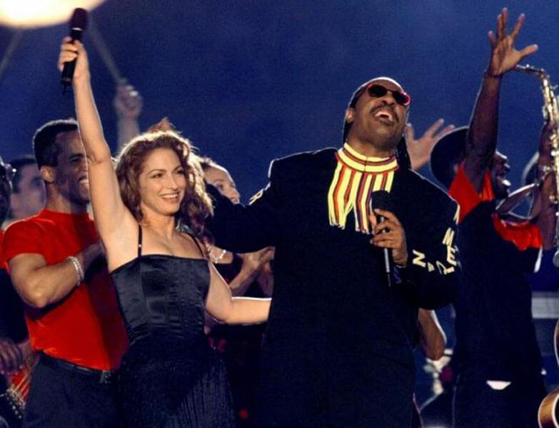 1999: Stevie Wonder