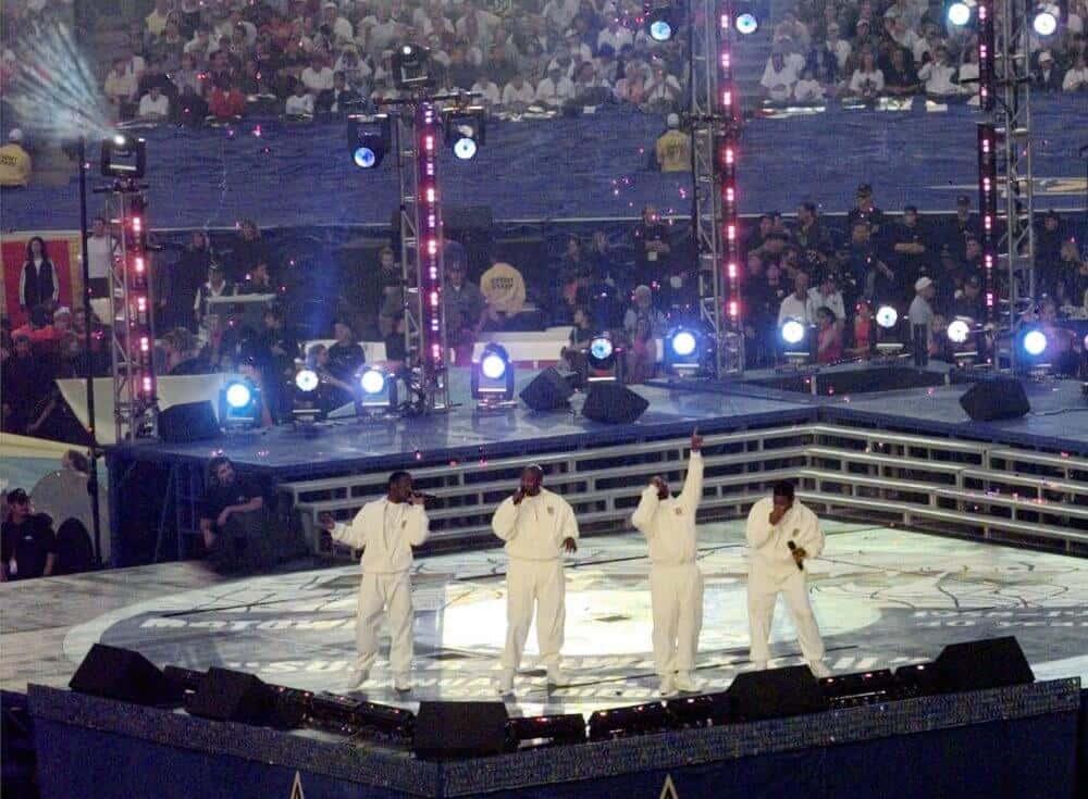 1998: Boyz II Men