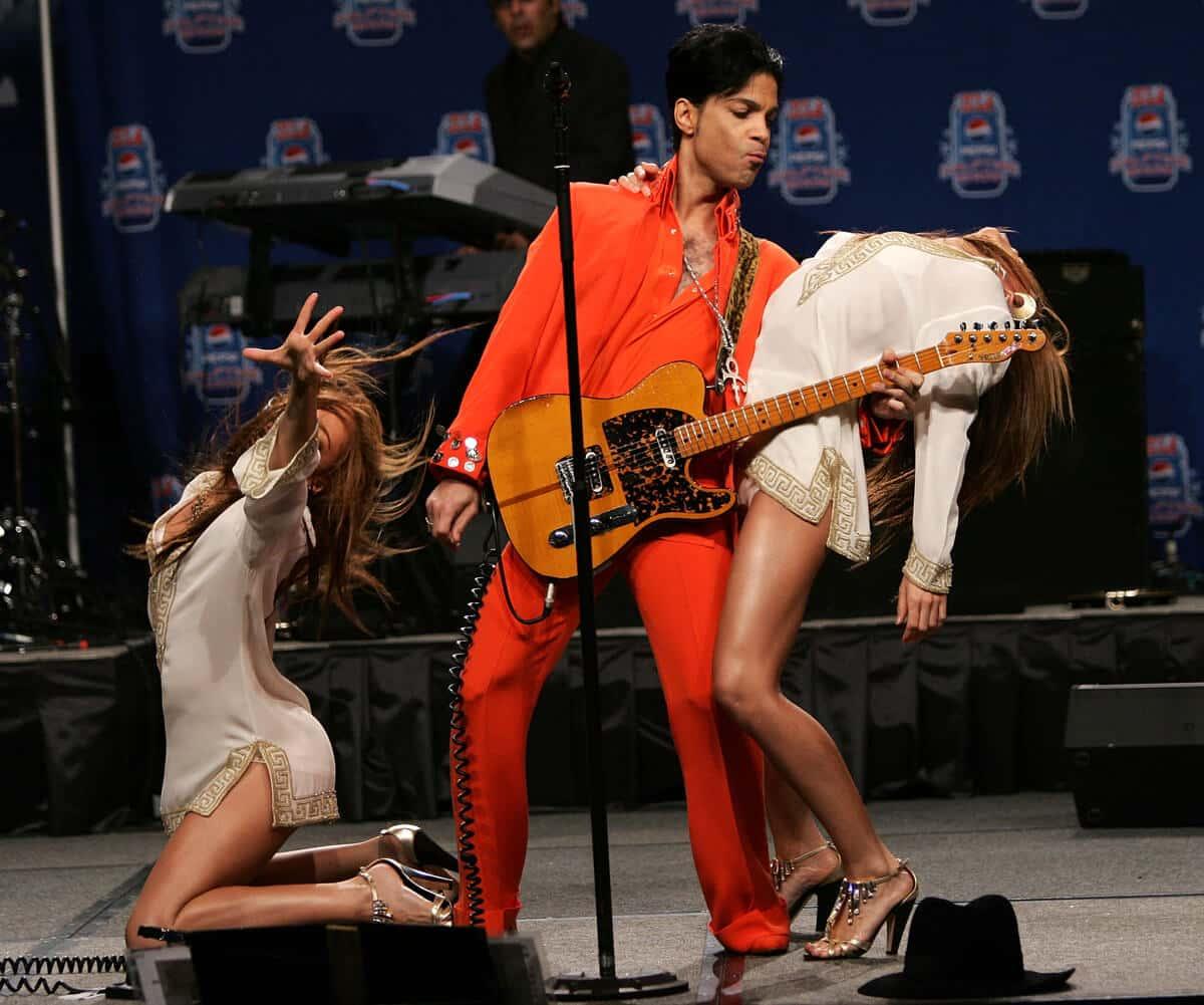 2007: Prince