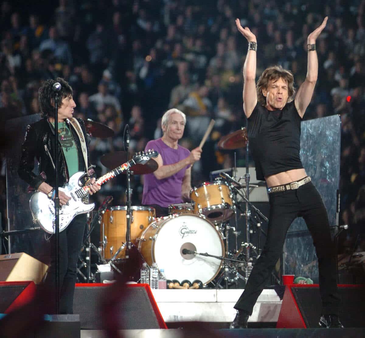 2006: Rolling Stones