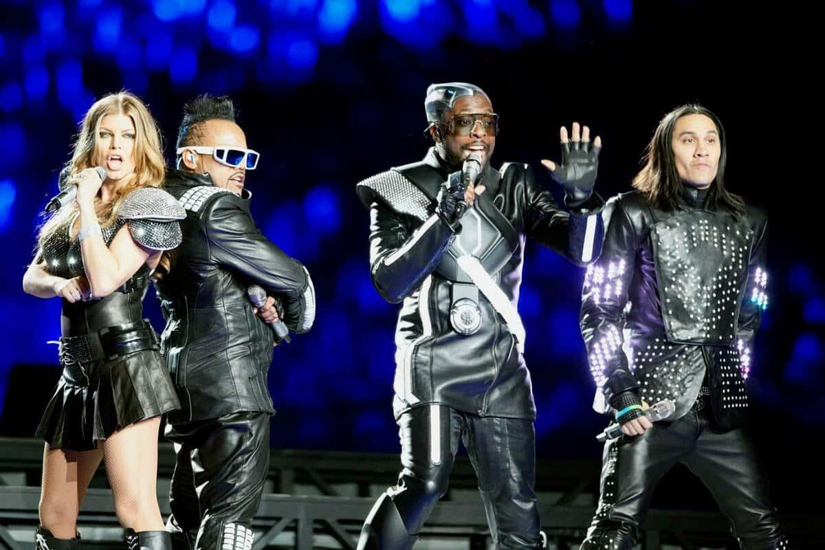 2011: Black Eyed Peas